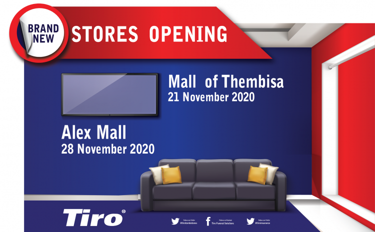 Two More Branches Opening In November